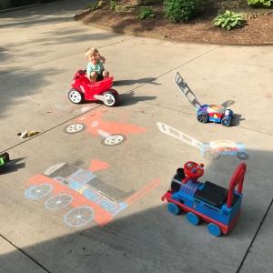 Chalk Vehicles
