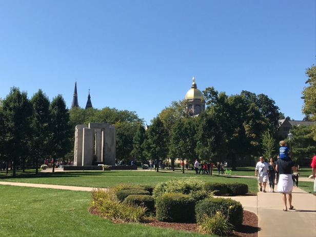 Cathedral & Golden Dome